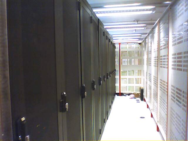 Enclick Shopping channel Server Racks